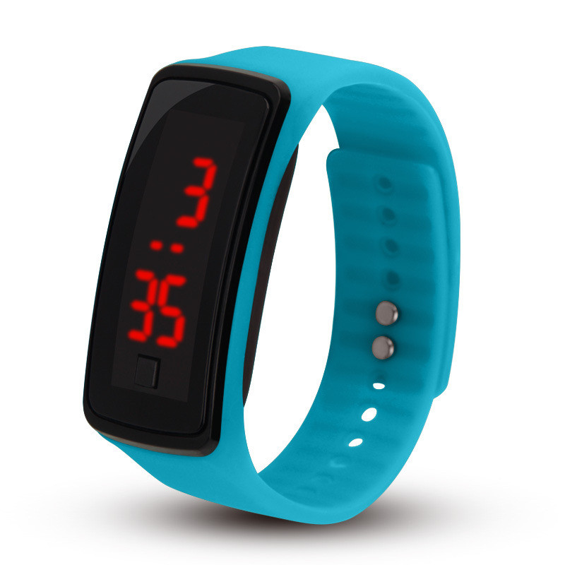ALEOBONWAY Водяной синий Смарт-браслет часы наручные ingersoll часы in5010wh