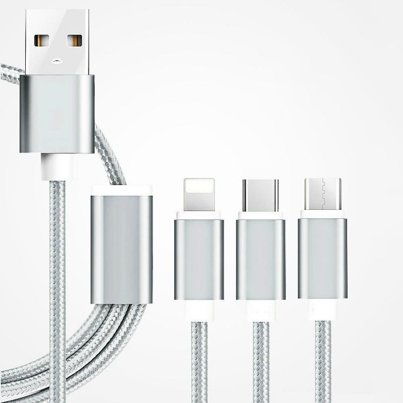AFILADO Серебристый 12m кабель