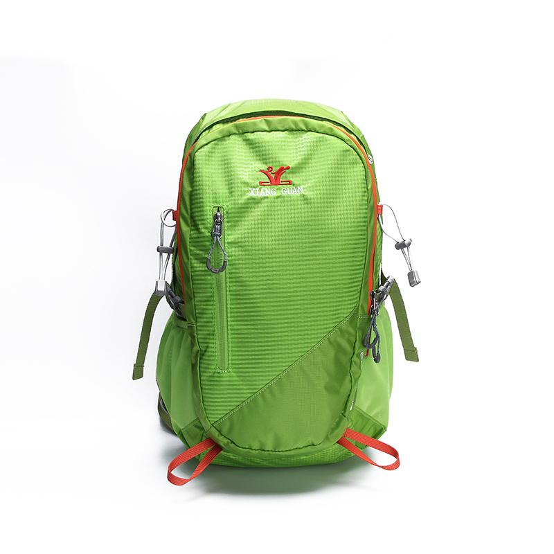 XIANG GUAN Зеленый альпинизм Сумка для путешествий Открытый рюкзак Сумка для гольфа Сумка для альпинизма 30L