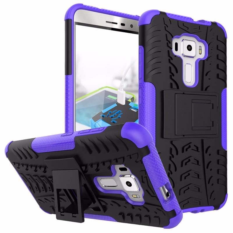 goowiiz пурпурный ASUS zenfone 3 52 ZE520KL защитная плёнка для asus zenfone 3 ze520kl front
