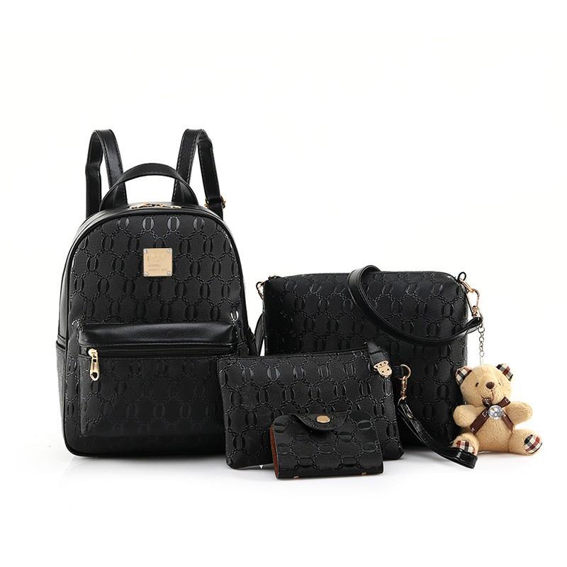 Giantex черный рюкзак женский
