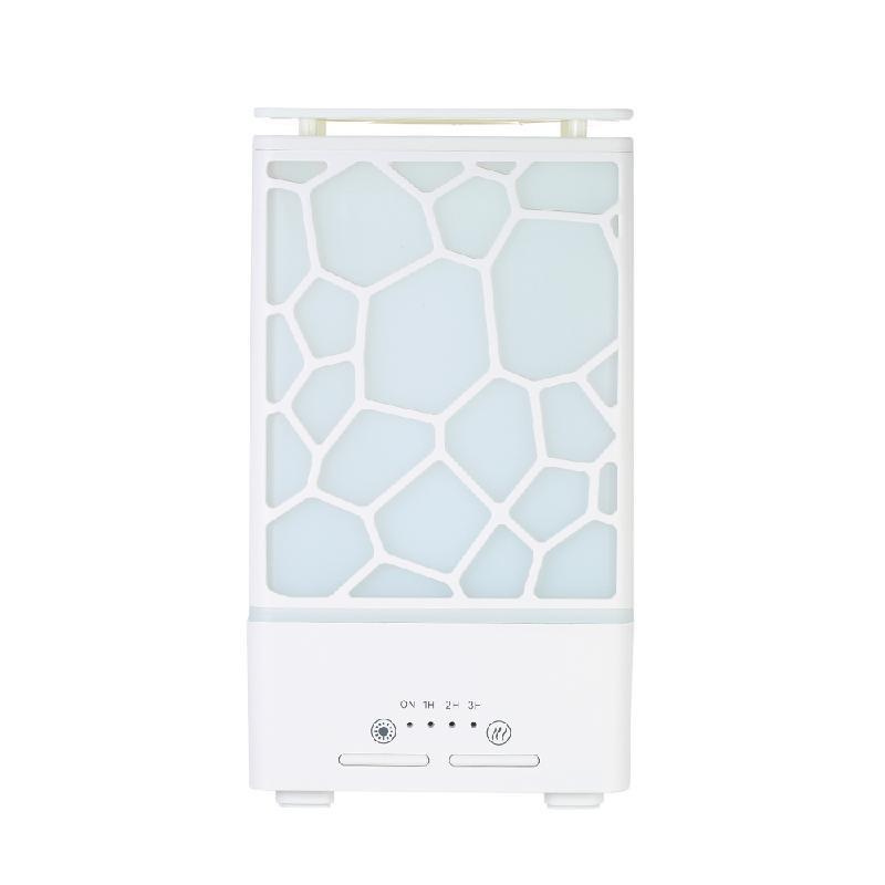 koogeek White mymei room office usb mini water bottle caps humidifier aroma air diffuser mist maker