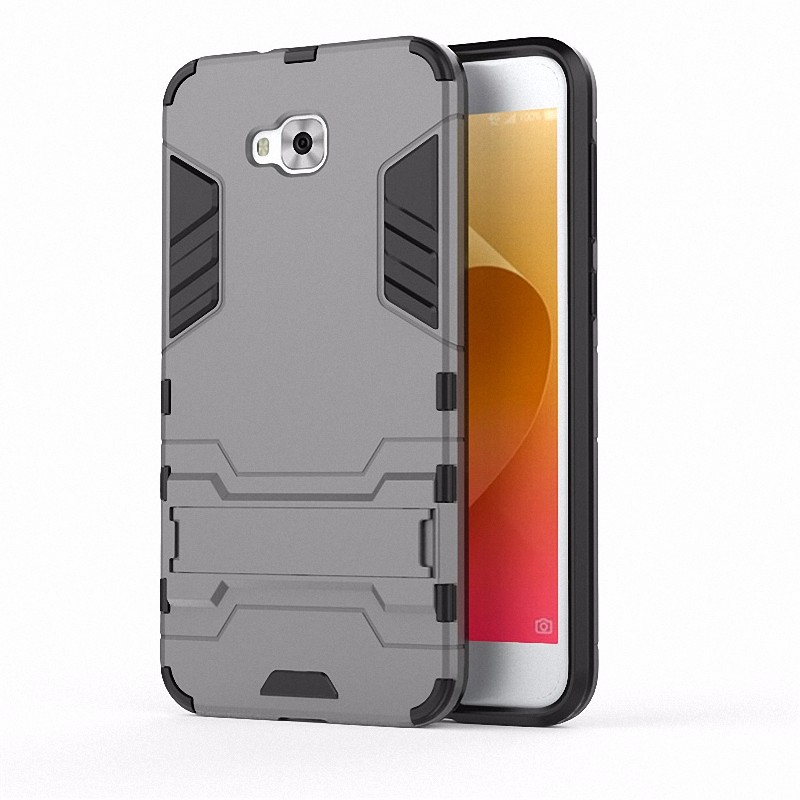 WIERSS Серый для Asus Zenfone 4 Selfie ZD553KL аксессуар чехол для asus zenfone 4 selfie zd553kl zibelino pc black zpc asu zd553kl blk