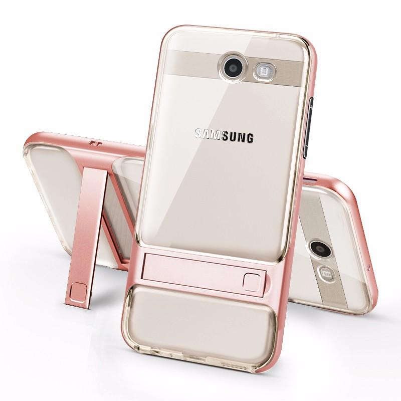 goowiiz Очистить розовое золото Samsung Galaxy J5 2016 J510