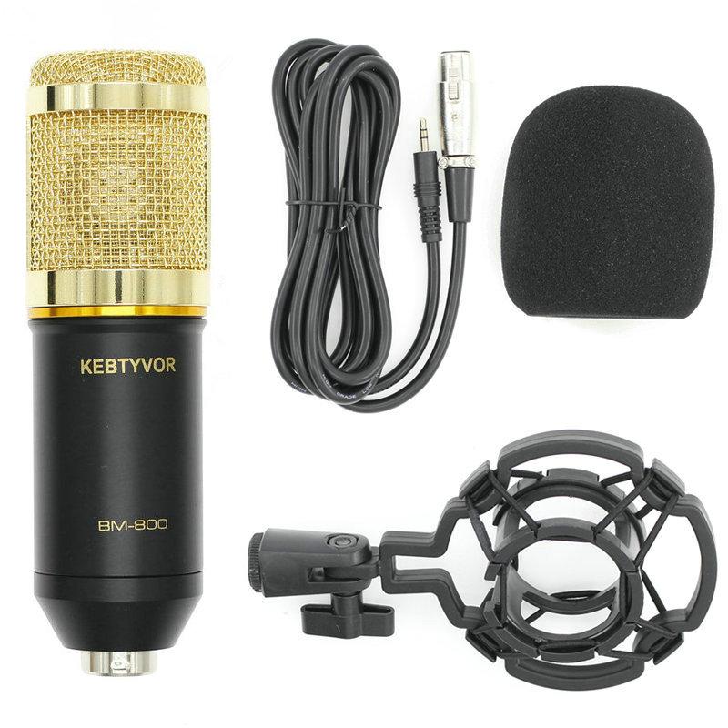 KEBTYVOR Black скрытый микрофон ivue mic a
