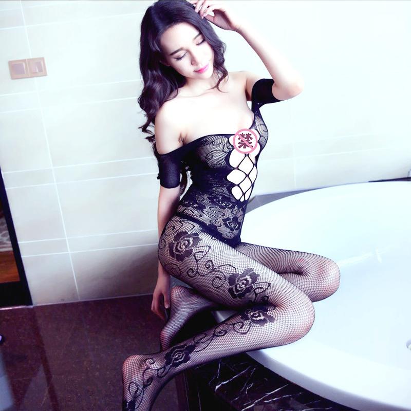 JD Коллекция Чистая одежда дефолт л ин сексуального леопард пижама sling lingerie strip уход груди площадку сексуальному соблазнову белье прозрачную вуаль с ушами 8590