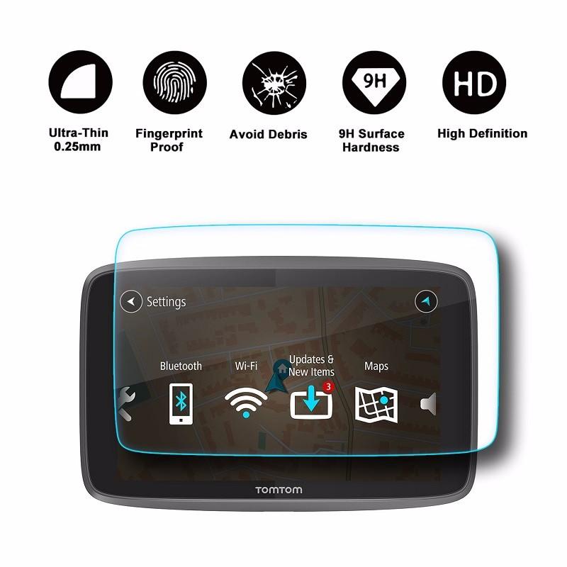RUI YA Прозрачный цвет TomTom GO 620 6200 6250 GPS