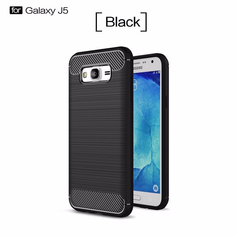 KYKEO Черный Samsung Galaxy J52015 J500 ultra slim clear phone cases for samsung galaxy s6