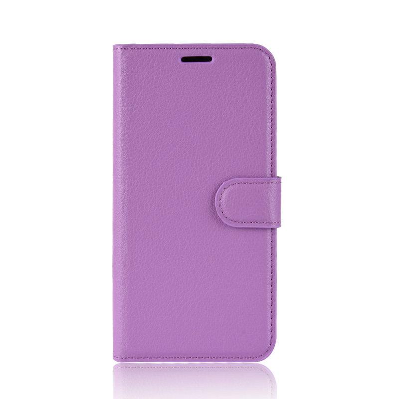 WIERSS Пурпурный для Xiaomi Mi A2 Mi6X для Xiaomi Mi A2 WIERSS Кошелек телефонный чехол