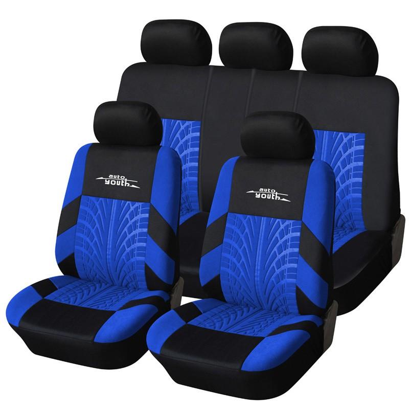 COVERS Синяя крышка сиденья автомобиля 02 универсальный магнитный газ топлива экономия энергии для автомобилей автомобиля сокращения выбросов