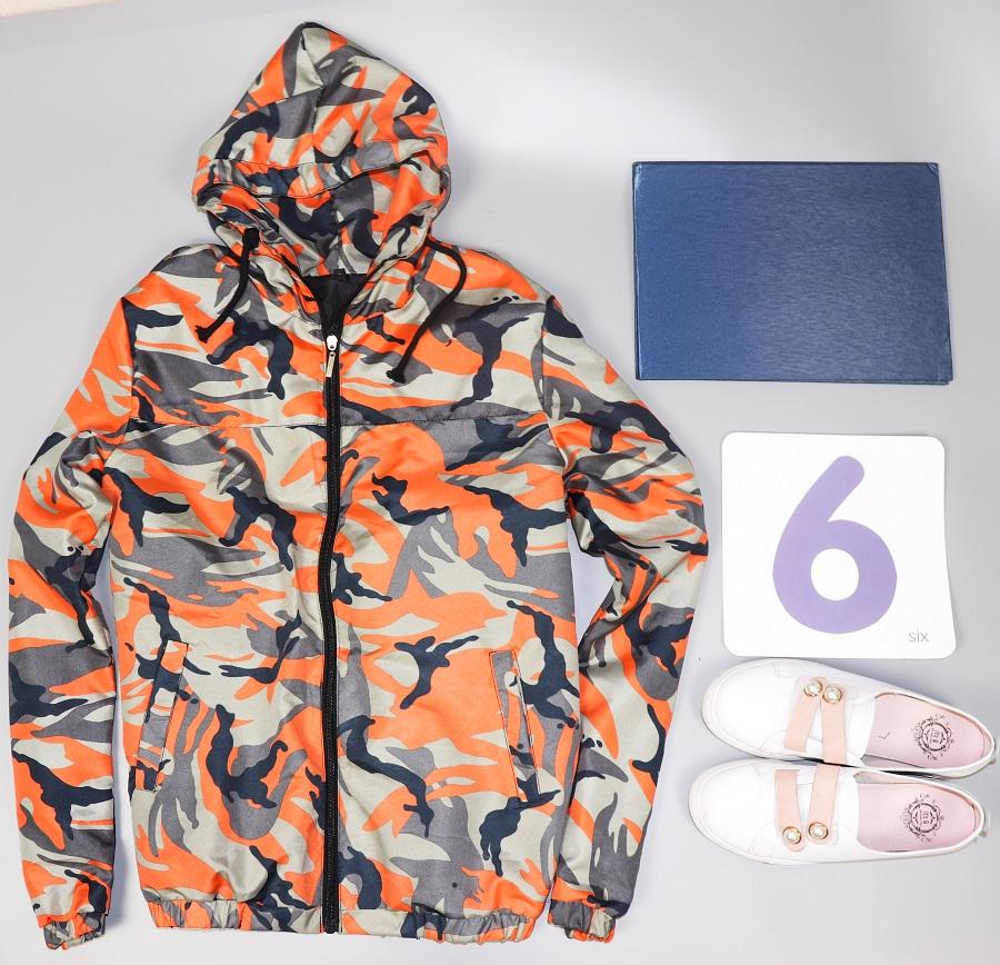 pinkwin Темный оранжевый XL yoms куртки мужские куртки с длинными рукавами печати прилив корейский монах воротник молния куртки хетер грей xl 180