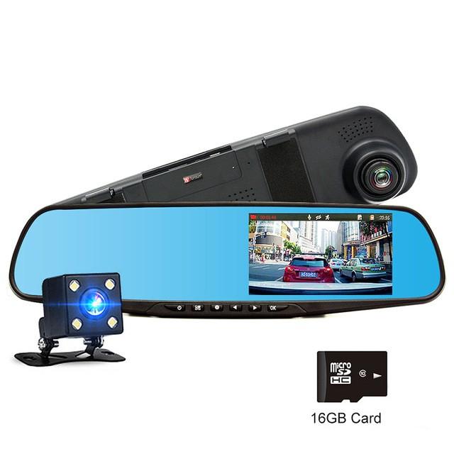 Junsun 16GB TF карта 1080p автомобильный видеорегистратор papago gosafe520 imax