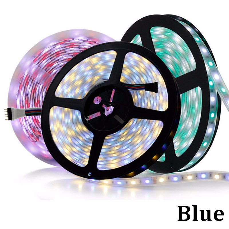 AIUNCI Синий цвет светодиодная лента 016581 arlight