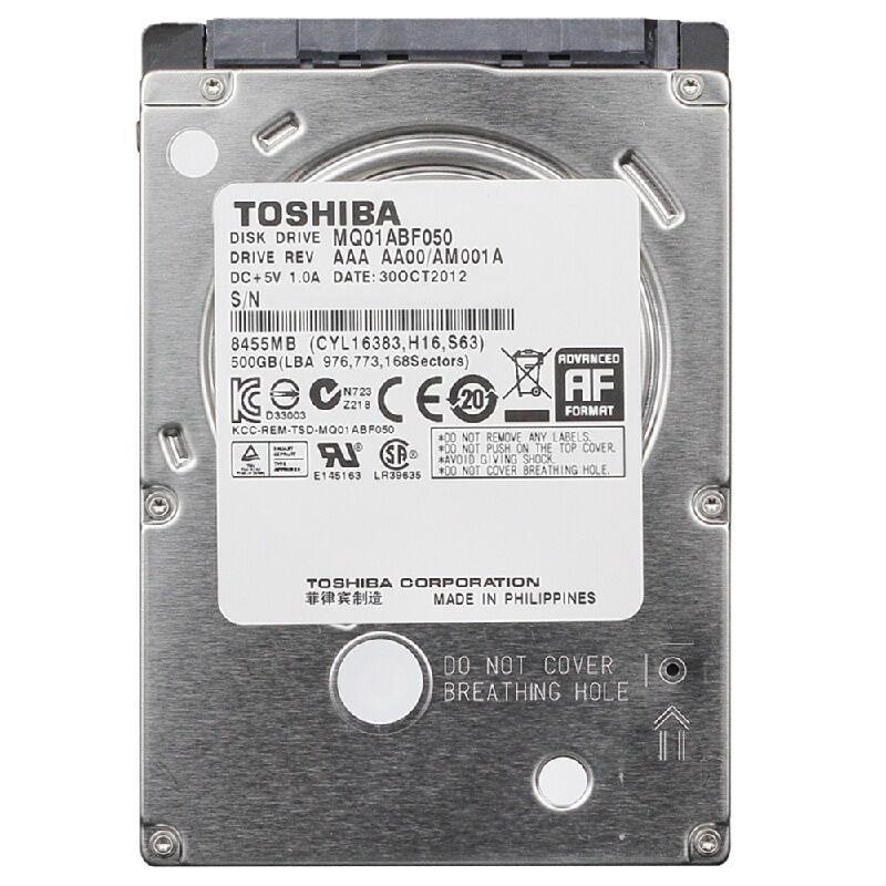 TOSHIBA 500G новые 500 500 hdd внутренний жесткий диск диск для microsoft xbox 360 и тонкий жесткий диск