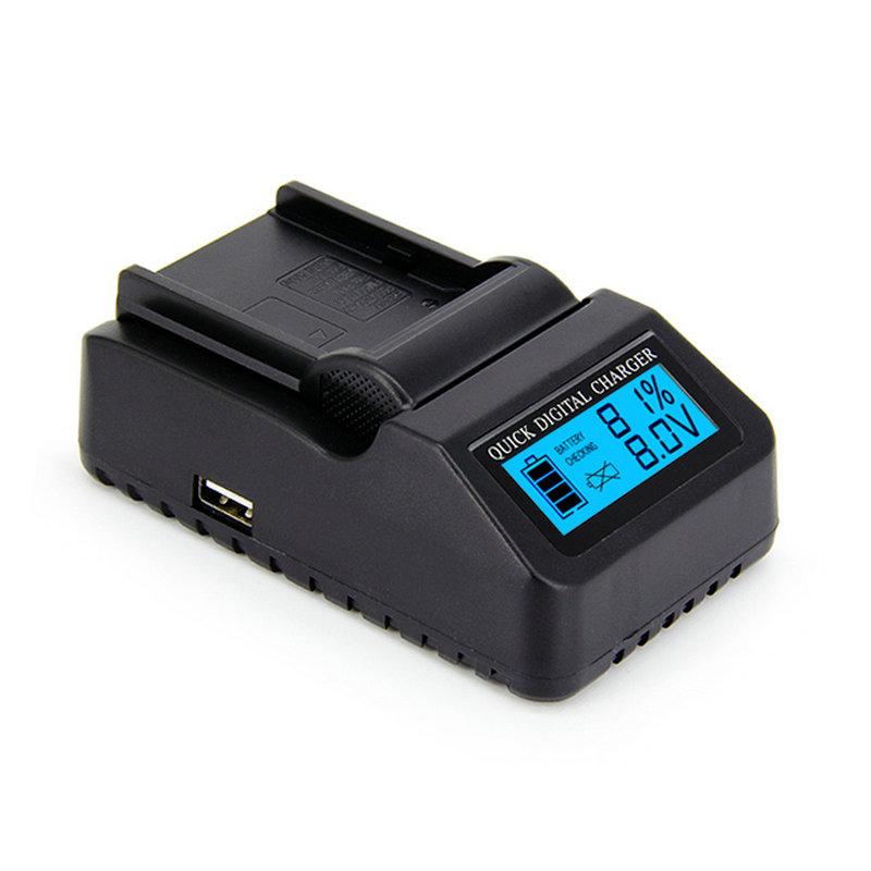 WIRELESS FUTURE CHARGER Зарядное устройство для зарядки аккумулятора Nikon EN-EL15 для Nikon