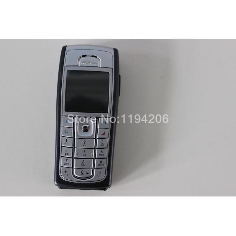 Tissbely Black 6230i Original Unlocked Nokia 6230i
