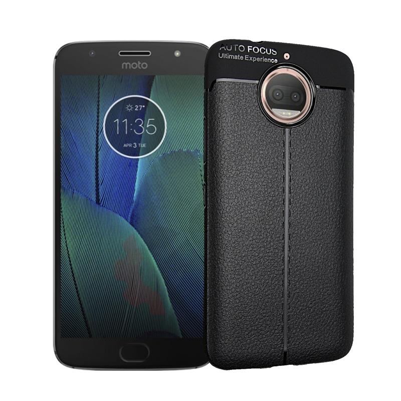 goowiiz черный Motorola Moto E4 Plus