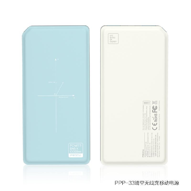 Tissbely Blue power bank 2