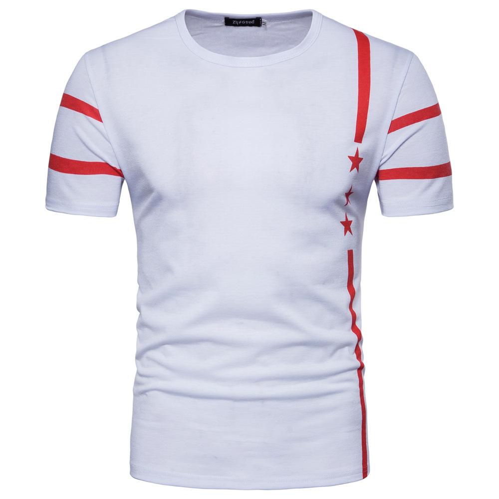 CANGHPGIN Белый цвет Номер XL наклейки three comrades 2015