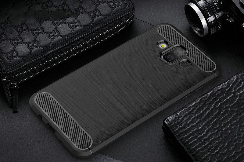 WIERSS черный для Samsung Galaxy J7 Duo 2018 смартфон samsung galaxy j7 2016 sm j710fn gold