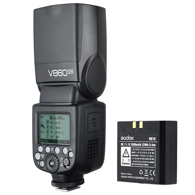 JD Коллекция V860II-N Nikon версия дефолт Godox
