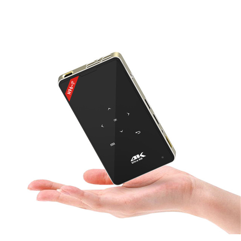 zhileyu 1 ГБ 8 ГБ UK Plug h96 p dlp mini projector