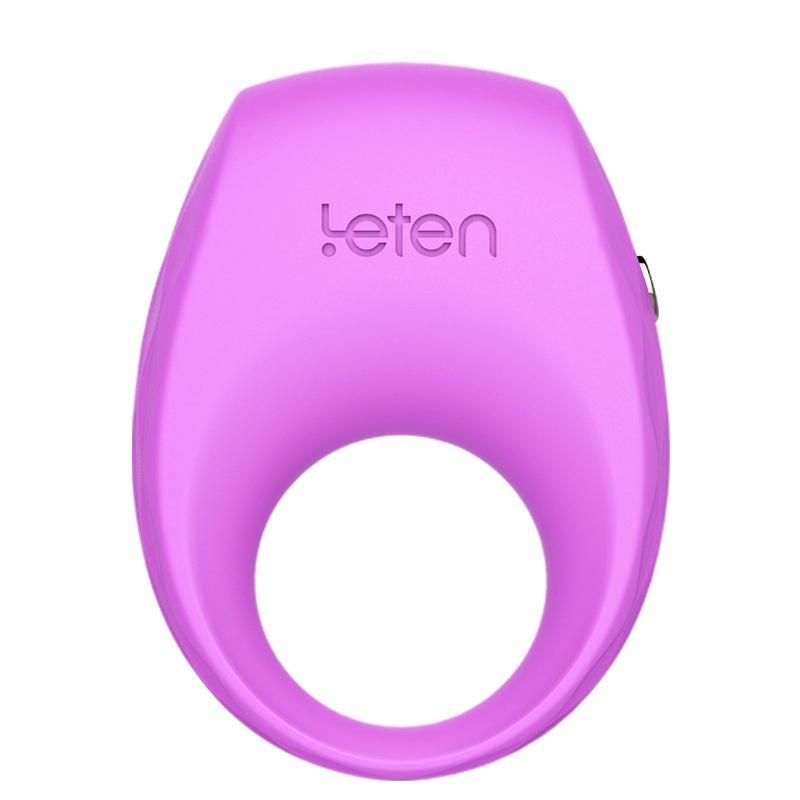 Флирт секс-задержек Секс-секс секс-кольцо фиолетовый SUITA фото