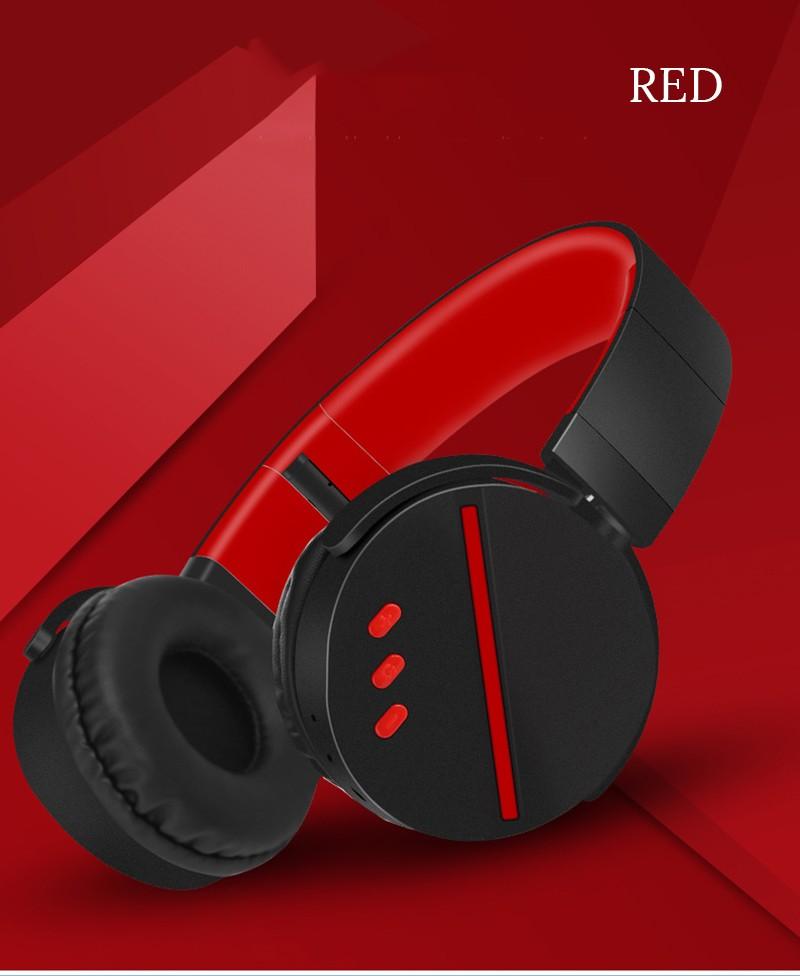 yuerlian Красный цвет наушники наушники defender warhead g 185 черно красный