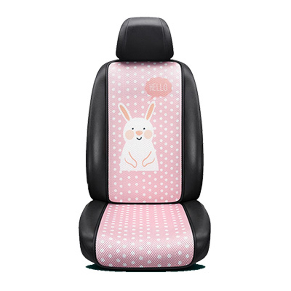 COVERS Кролик Four Seasons Auto Seat Cover new european top grade embroidery cushion sell like hot cakes four seasons pleuche gm direct manufacturers in the cushion