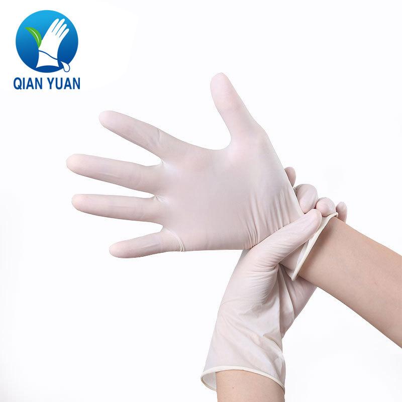 chaohu Порошковые латексные перчатки Многофункциональные