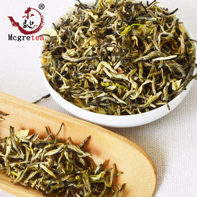 mcgretea 250g premium rice tea genmaicha organic herb tea japan roated rice green tea sencha 115g can packing beauty slimming lower pressure