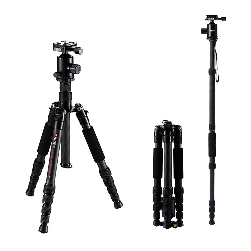 JD Коллекция Default дефолт innorel rt70c carbon fiber tripod monopod portable 15kg bear dslr video digital camera tripod stand professional for nikon canon