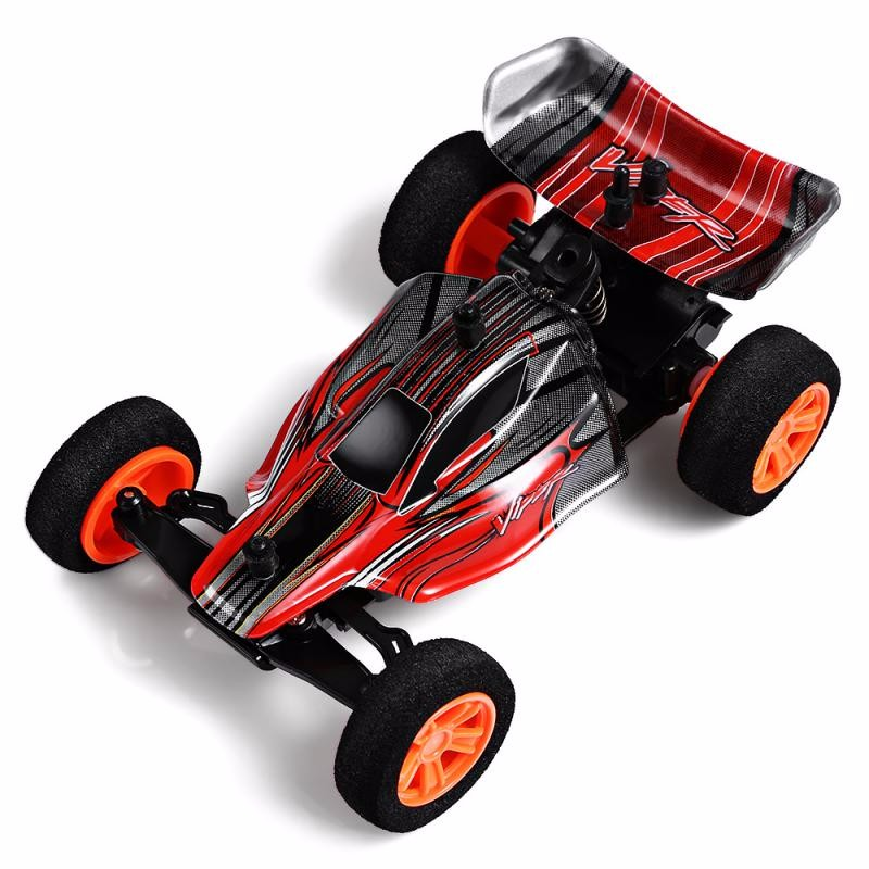 GBTIGER Red zingo racing 9115 1 32 micro rc off road car rtr