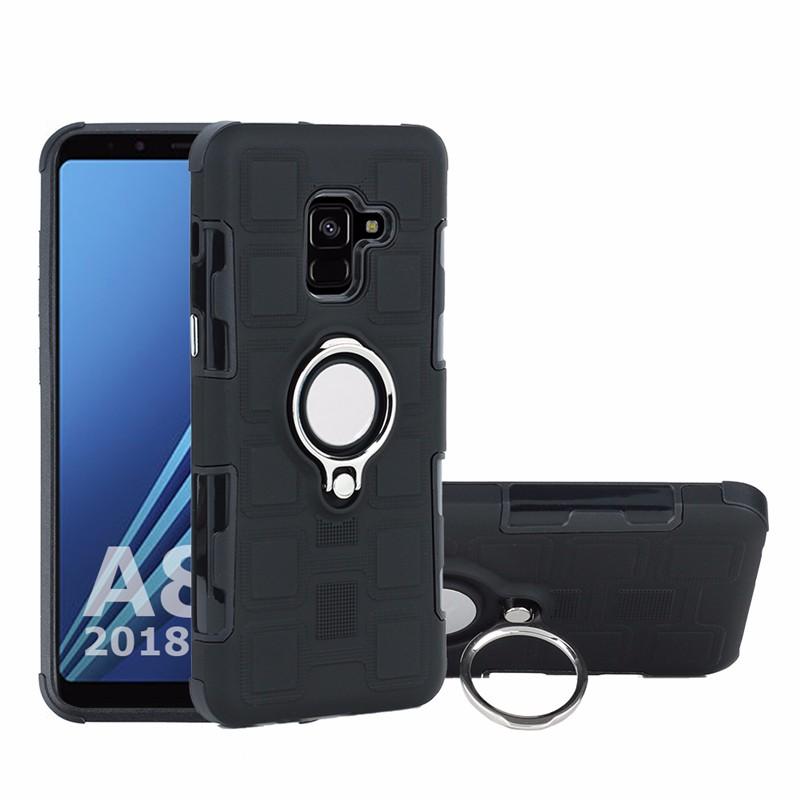 SHS черный Samsung Galaxy A8 Plus A8 Plus 2018 shuangye a8 36v