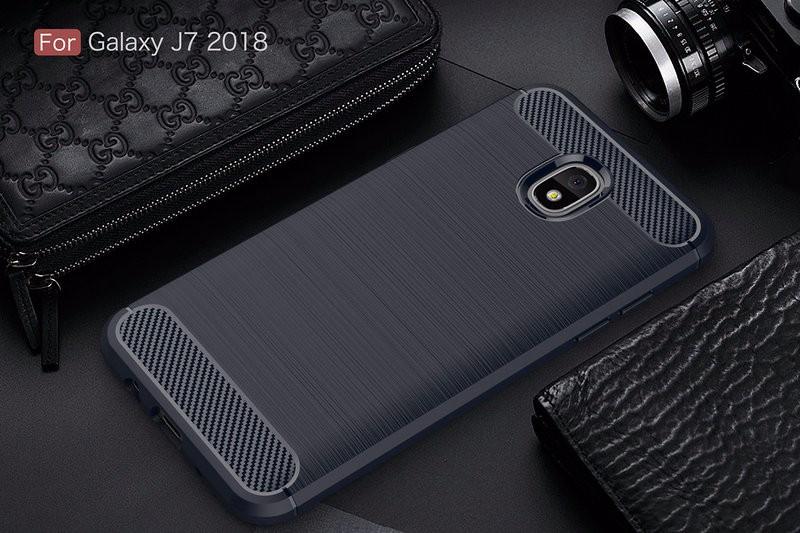WIERSS Темно-синий для Samsung Galaxy J7 2018 J737