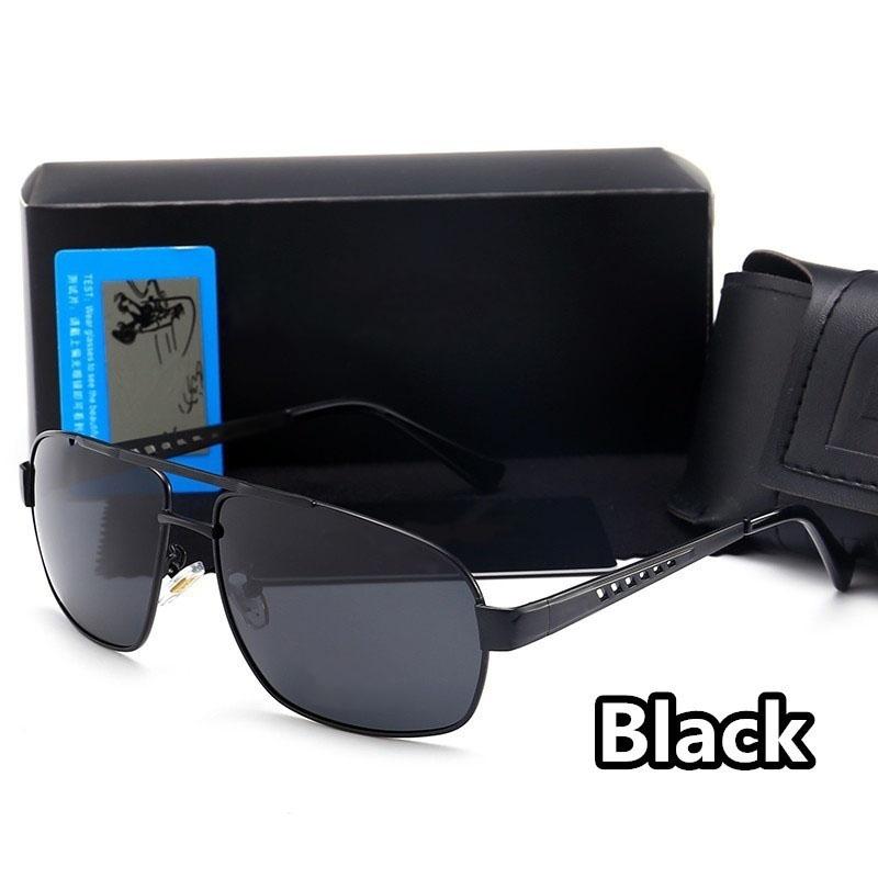 CXSHOWE черный мужские солнцезащитные очки radar 2015