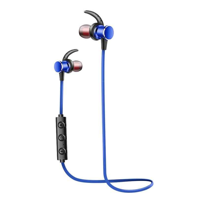 Наушники для наушников для наушников для наушников для наушников для мобильных телефонов COXSKY синий С микрофоном фото