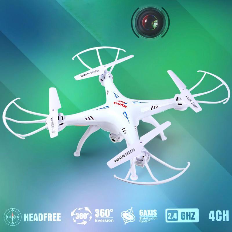 GBTIGER White syma x8hw wifi fpv locking high rc quadcopter drone with wifi camera 2 4ghz 6 axis gyro remote control quadcopter