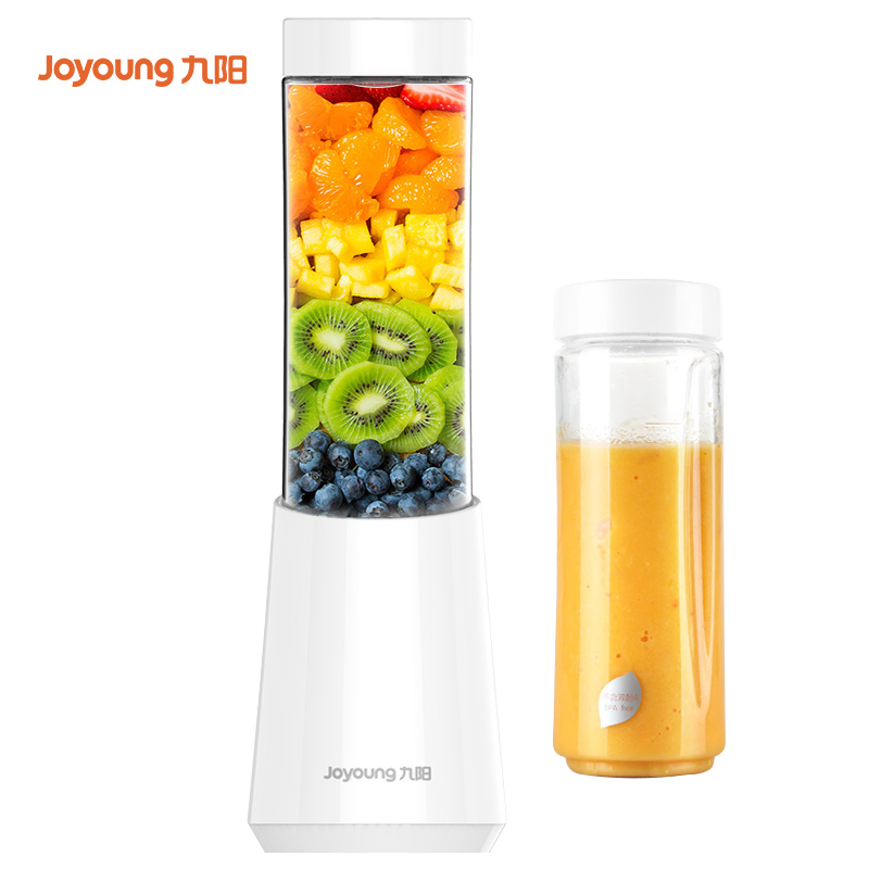 JD Коллекция Двойной стакан портативный белый По умолчанию healthy mini manual juicer with good price