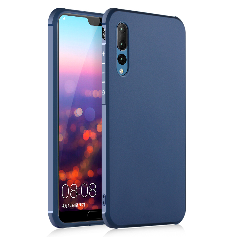 goowiiz синий Huawei P20 смартфон huawei смартфон huawei p20 pro полночный синий