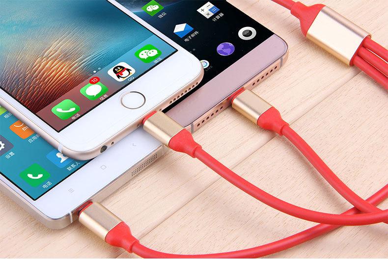 AFILADO Красный цвет 12m кабель