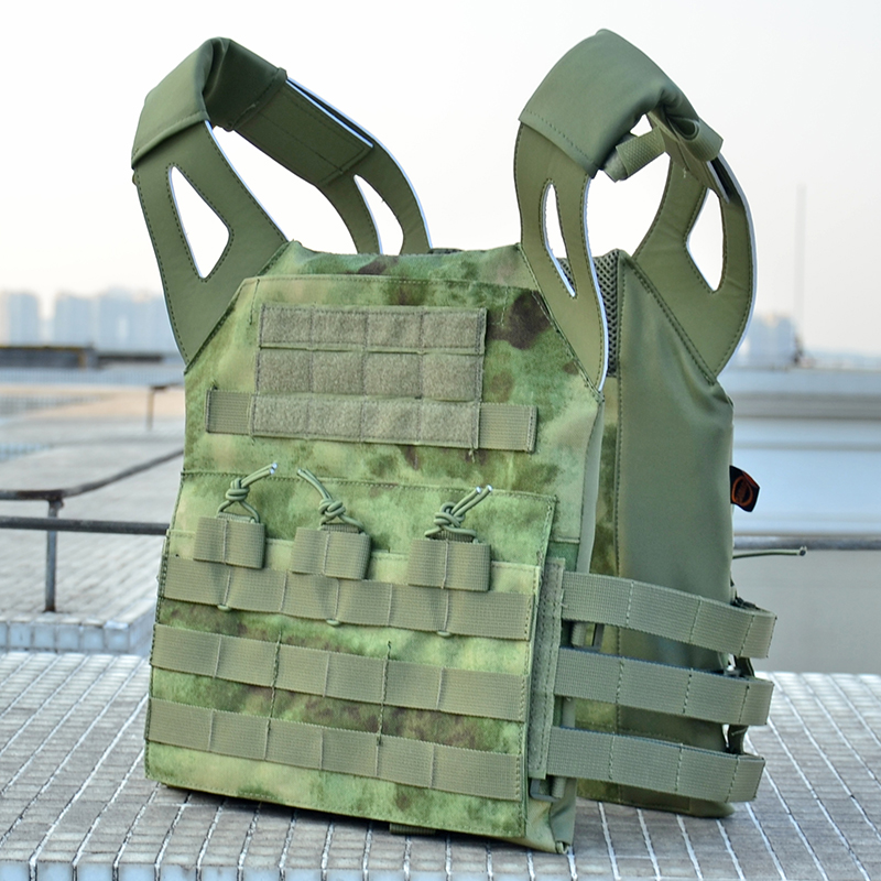 TACTIFANS ATFG jumper plate carrier jpc vest genuine jpc multicam tactical vest with dummy plate free shipping stg050268