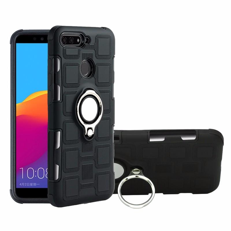 SHS черный HUAWEI Y6 2018Honor 7AEnjoy 8E смартфон huawei y6 pro золотой