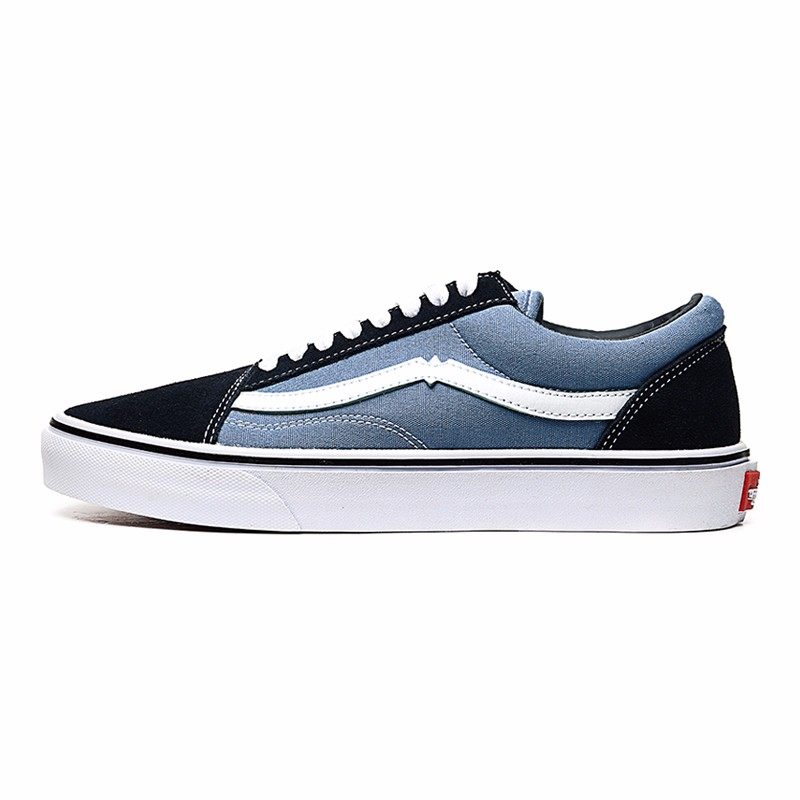JUNLINU Синий и белый 38 обувь