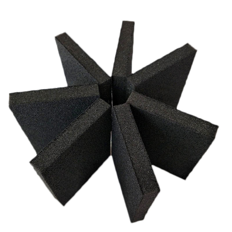 kangfeng Природный черный цвет vigan 100 pcs lot high quality melamine sponge magic sponge eraser dish cleaner for kitchen office bathroom cleaning 10x6x2cm