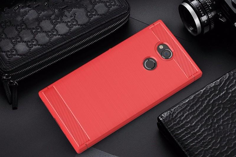 все цены на WIERSS красный для Sony Xperia XA2 Ultra 6 &quot онлайн