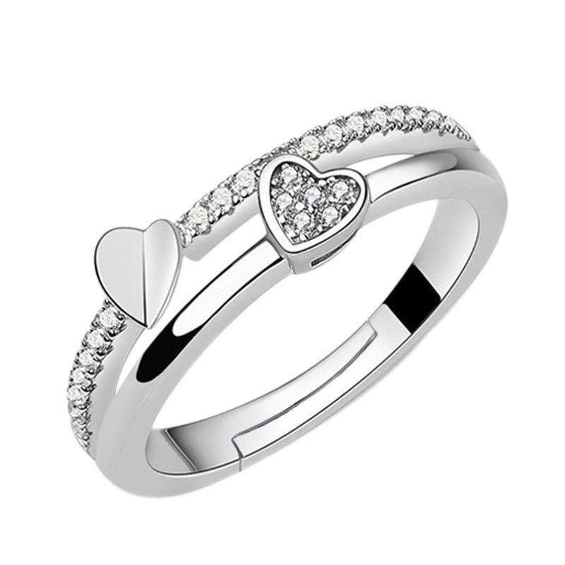 SHDEDE Resizable кольца