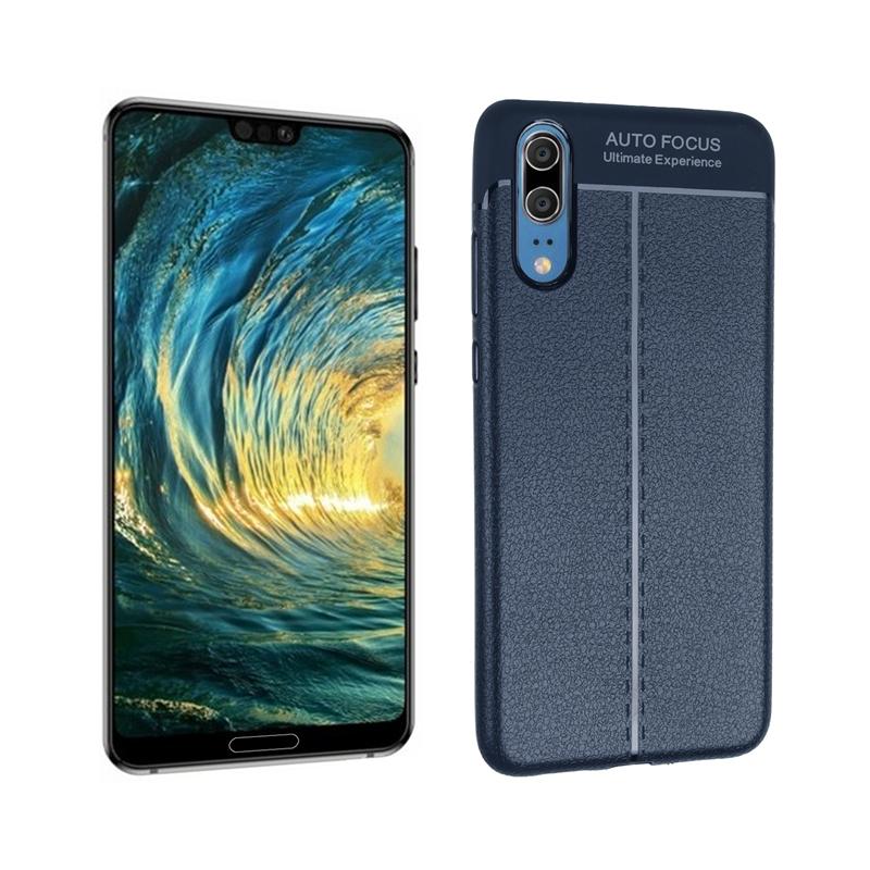 goowiiz Темно-синий HUAWEI P20 смартфон huawei смартфон huawei p20 pro полночный синий