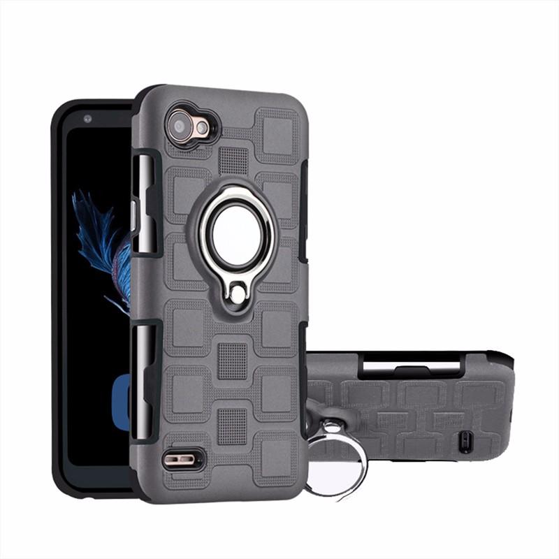 SHS серый LG Q6 Q6 Plus Q6 Mini смартфон lg q6 чёрный