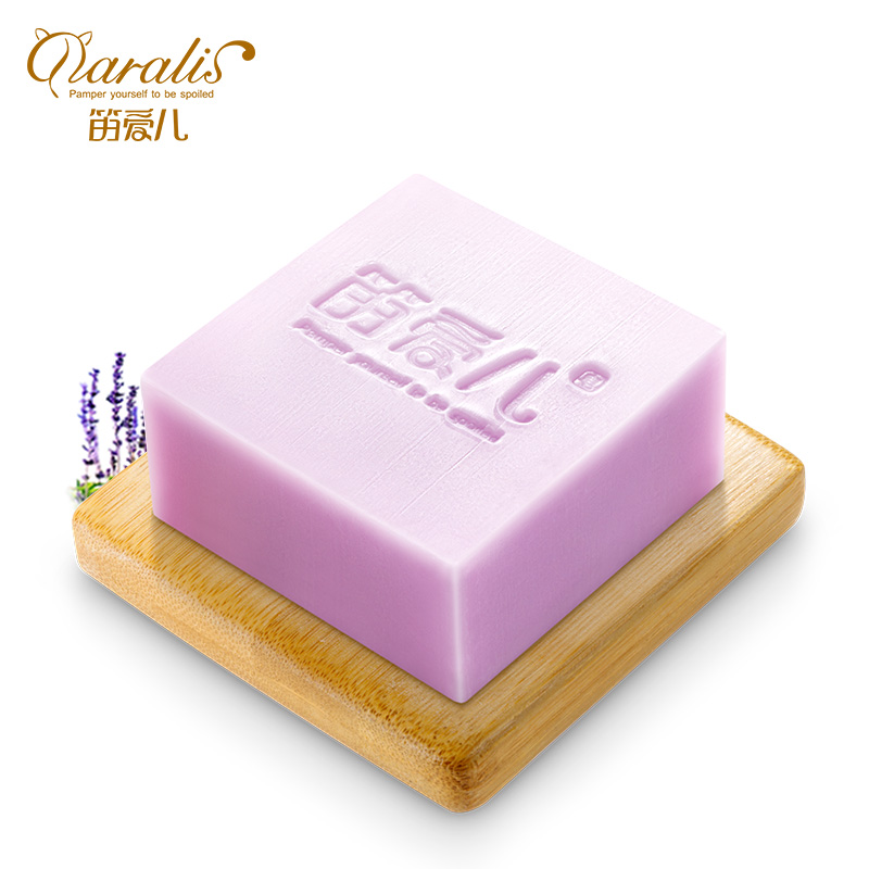 Экстракт лаванды Ручное мыло Отбеливание Угри Лечение Уход за лицом Очищающее средство